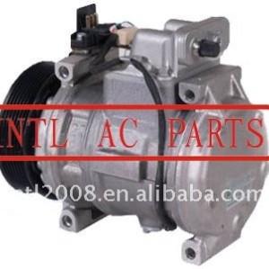 Auto A / C COMPRESSOR para 10PA20C BENZ W140 1991-1998 000 234 00 11 4472 00 601