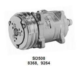 Sd508 sd5h14 8368 9264 auto compressor de ar