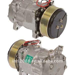 Klimakompressor klimaanlage new holland traktor 12v/ sd7h15-8100 oem# 82002069 82016158