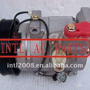 Denso 10s15c 447220-3933 88310-42180 rav4 rav 4 ac auto compressor do ar condicionado para toyota cruiser 4runner/fj/tundra
