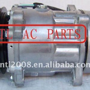 Auto A / C COMPRESSOR para SANDEN SD7V16 / 1106 OEM 6453FE-6453L5-6453L5-6453GA-96404