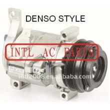 10s17f auto ac ( um/ c ) compressor para cadillac chevrolet gmc v8 2000-2005