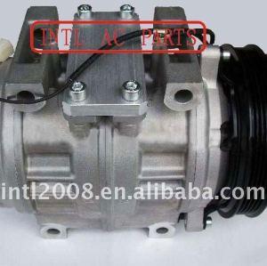 447220-1101 4472201101 denso 10p30c 10pa30c ac auto compressor do ar condicionado para toyota coaster 5pk polia