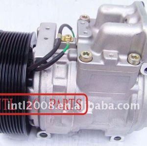 denso 10pa15c auto compressor da ca para a mercedes benz mb caminhões actros 11pk a5412301111 a6161301015 6161301015 a0002340811