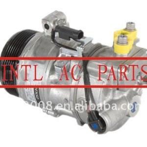 Ac auto ( um/ c ) compressor para 5se12c bmw 120d e87 2008 oem#64526935613