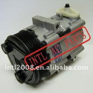 Ac auto ( um/ c ) compressor para ford f-150 4.6l 5.4l 1999 2000 2001 novo