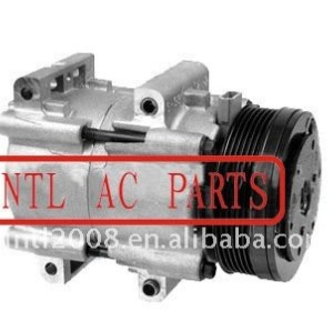 auto ac (a/c) compressor for Ford FS10 OEM# F8FH-19D629-BMA