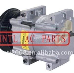 Ac auto ( um/ c ) compressor para ford fs10 oem#13byu - 19d629 - aa