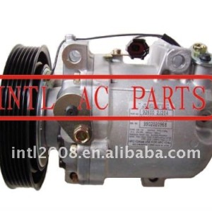 Ac auto ( um/ c ) compressor para nissan alemera primera 1998 oem# 92600 - 2j204