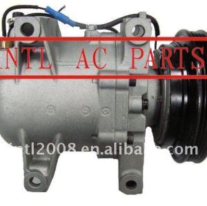 Ac auto ( um/ c ) compressor cr-14 para nissan primera 16i 16v 1996
