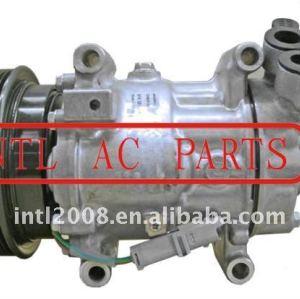 Ac auto ( um/ c ) compressor sd6v12 para nissan qushqai 1.5 dci 2007 -
