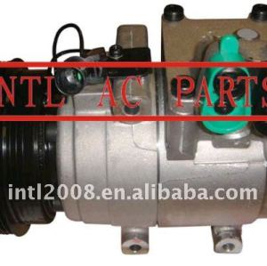 Ac auto ( um/ c ) compressor para hyundai accent 2002 - hyundai getz1.5 crdi 2004-2005