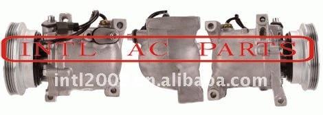 Ac auto ( um/ c ) compressor nvr140s para nissan sunny ii hatchback 1. 6i 1886-1990 primera hatchback 2. 0i 1996-2002