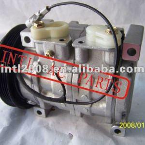 Ac auto ( um/ c ) compressor 10s13c para suzuki grand vitara 2.5l v6 2001-2005 liana ( er ) 1.6 2002 oem#95200 - 65dc1