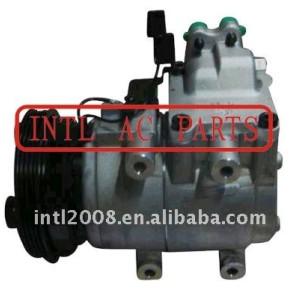 Ac auto ( um/ c ) compressor para hyundai accent mk2 1.6i 2002-2005 oem#97701 - 25100