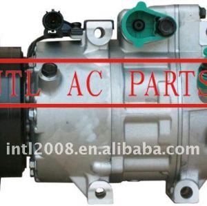 Ac auto ( um/ c ) compressor para hyundai elantra 1.6 crdi 2006 -