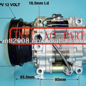 Ar condicionado compressor ac tv14ec fiat palto 1.7 tds 7736928 denso 442500-4232 447100-0030 50777-0600 4425004232 4471000030
