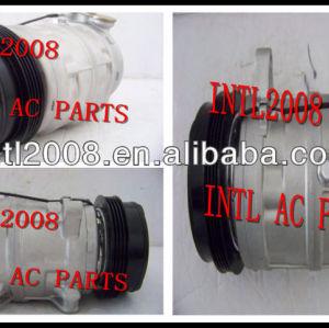 Ac auto( um/c) compressor para dks16h nissan hardbody caminhão 1995-1997 vanette m30 infiniti
