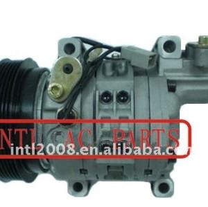 Ac auto ( um/ c ) compressor dkv11d para nissan micra oem#92600 - 67b05