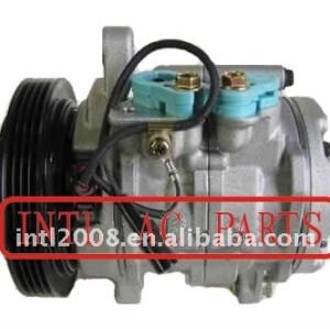 Air compressor ac 10s11e suzuki grand vitara 1998-2000 chevrolet tracker 1999-2002 30022534 447220-3102 4472203102 77384 4pk