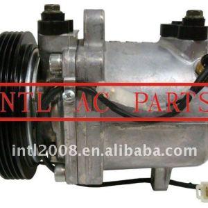 Ac auto ( um/ c ) compressor ss10lv para suzuki grand vitara 2000-2004