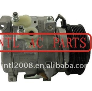 Ac auto ( um/ c ) compressor para toyota hiace dsl 2005 hilux 10s15c oem#88310 - 0k230