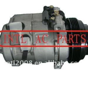 Ac auto ( um/ c ) compressor denso 10s17c para bmw x5 2004 oem#mc447220 - 3322