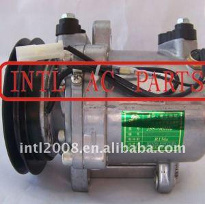 Ac compressor ss10lv7 suzuki com polia pv1 95200 - 70c20 95201 - 70c20 9520070c20 9520170c20