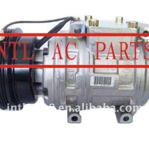 88320-60700 88310- 6a100 447200-1712 447200-5402 denso 10pa15l/10pa17c ac auto compressor do ar condicionado para toyota 2 fase