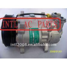 6v12 1438 compressor para peugeot 206/peugeot 307 oem#6453cn; 9646273880; 1854107