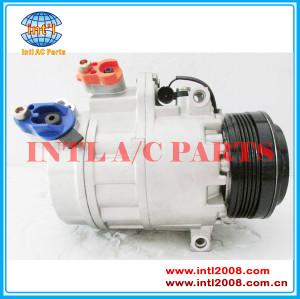 64526917866 64529195899 64506917866 3d38145010 3d381- 45010 calsonic csv717 auto ar condicionado compressor para bmw