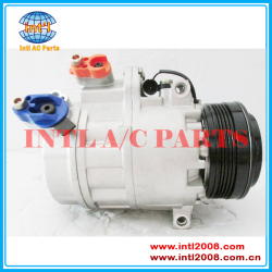 64526917866 64529195899 64506917866 3D38145010 3D381-45010 Calsonic CSV717 China supply auto air con compressor for BMW