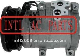 Ac auto ( um/ c ) compressor 10s17c para mitsubishi grandis 2006