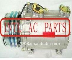 Ac auto ( um/ c ) compressor mitsubishi msc200j para rosa de barramento 134a 2pk