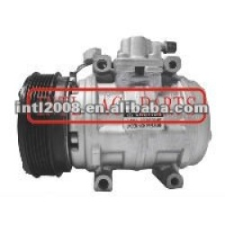 China supply DENSO 10p13c air con compressor for toyota auto ac air conditioning compressor