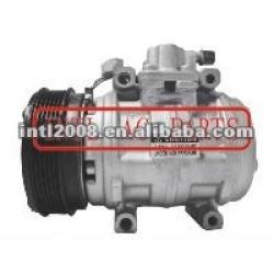 China supply DENSO 10p13c air con compressor for toyota auto ac air conditioning compressor