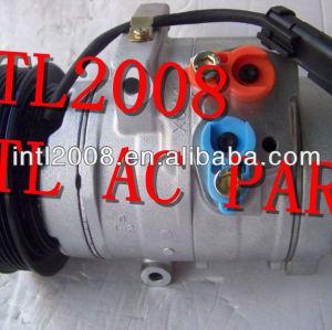 Compressor 10s17c pv6 05-08 chrysler 300 2.7l