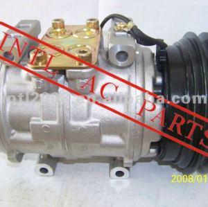 Compressor denso 10p15 5280 toyota hilux r -12