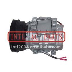 auto compressor China supply DENSO 10P13C 88320-17070 88310-1710 18832017070 8831017101 auto ac air conditioning compressor for Toyota MR2 1992-1993