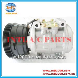Denso 10p13c 147200-1922 047300-8522 1472001922 0473008522 auto ar condicionado compressor ac para toyota mr2 sw20