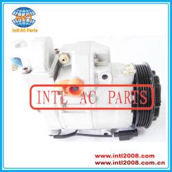 China manufacture auto ac compressor 447300-707 447170-2324 447203-976 447190-9362 DENSO 6SEU12C auto air con compressor for MERCEDES Benz MB CLASSE A W168