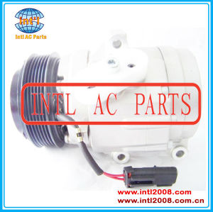 Cs20034 6e5h- 19d629- ca 6e5z- 19703- um para delphi sp-17 sp17 7e5h compressor ac para zephry lincoln mercury milan ford fusion
