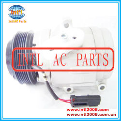 CS20034 6E5H-19D629-CA 6E5Z-19703-A for Delphi SP-17 SP17 7E5H ac compressor for Lincoln Zephry Mercury Milan Ford Fusion Manufacture in China