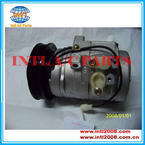 10S17C ac compressor FOR Mazda MPV 2000-2006 30780330 506012-0473 506012-216 LC70-61-450A LC7061450A