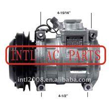 Klimakompressor auto ac ( um/ c ) compressor 10pa17c para tratores john deere/ combina oem#42511 - 09682 - 0