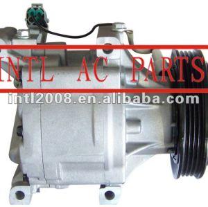 Denso scsa06c nc7261k00 88320-52170 8832052170 88310-52351 ac auto compressor do ar condicionado para toyota echo 04-05 mazda miata