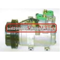 Manufacturer factory Auto ac compressor HCC HS15 FORD FIESTA 1998