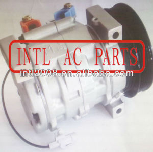 Auto ac compressor 10S11C DENSO Chevrolet Tracker 1999-2004 Suzuki Vitara 12496467 77385 78385 4711295 CO 10686SC 10686VC 10686Z