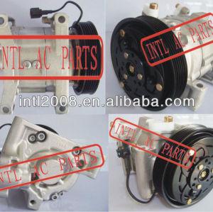 Dkv14g opel nissan 200sx nissan sentra pv6 compressor ac 92600 - 4z000 92600 - 4z002 926004z000 926004z002