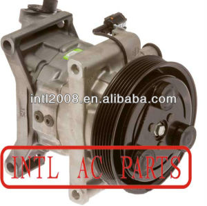 Zexel dkv11g ar compressor ac nissan 200sx sentra opelinfinite g20 6pk 92600- 4z002 92600- 4z000 926004z002 926004z000 10609z co